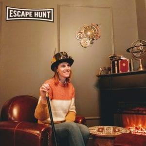 les sorties d'une lilloise chez escape hunt, escape game lillois