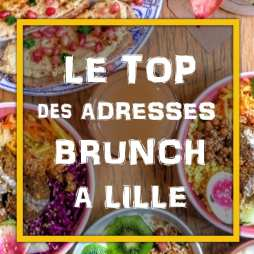 Le Top des adresses de brunch à Lille
