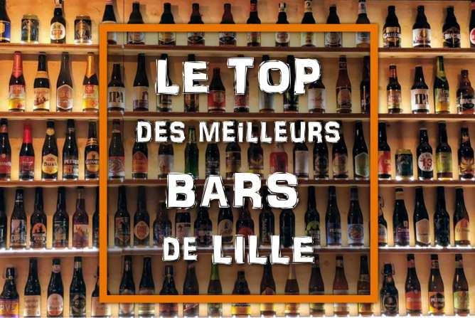 Le Top des Meilleurs Bars de Lille