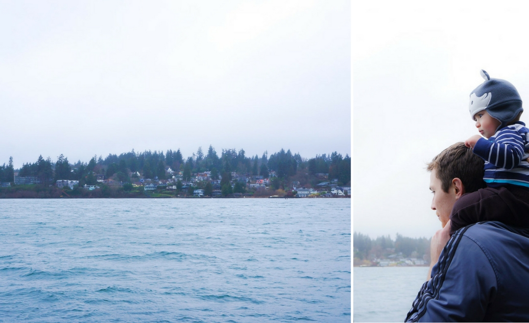 ferry from seattle to bainbridge island