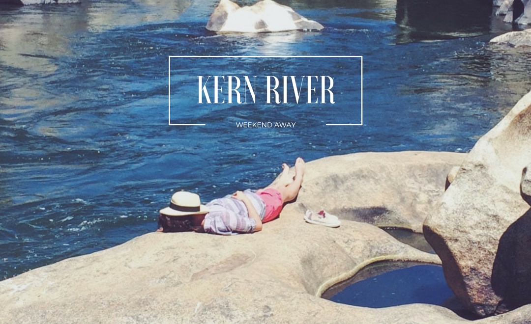 Weekend Away   Camping on the Kern River + Our Engagement Story