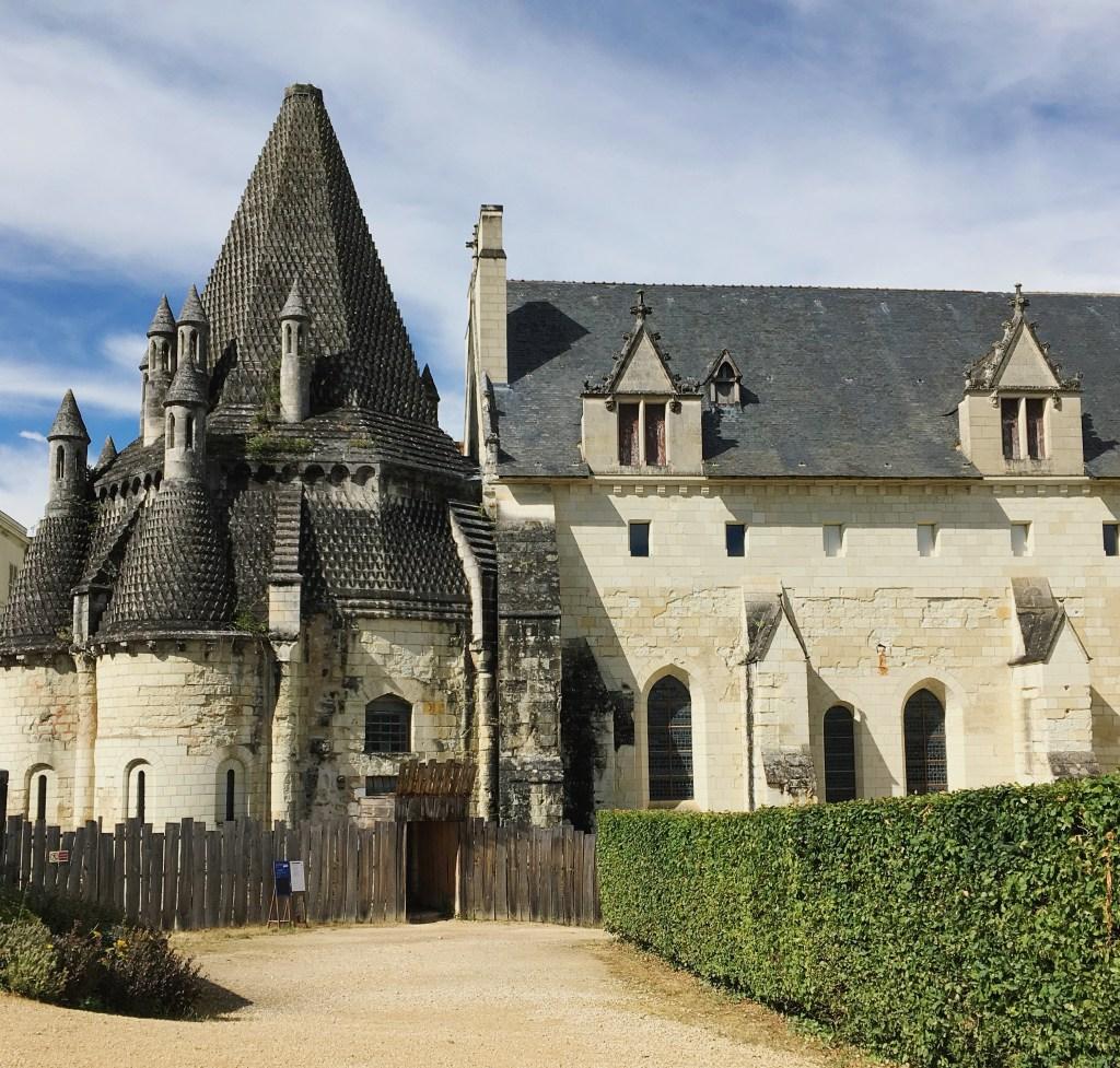 historic abbaye royale de fontevraud