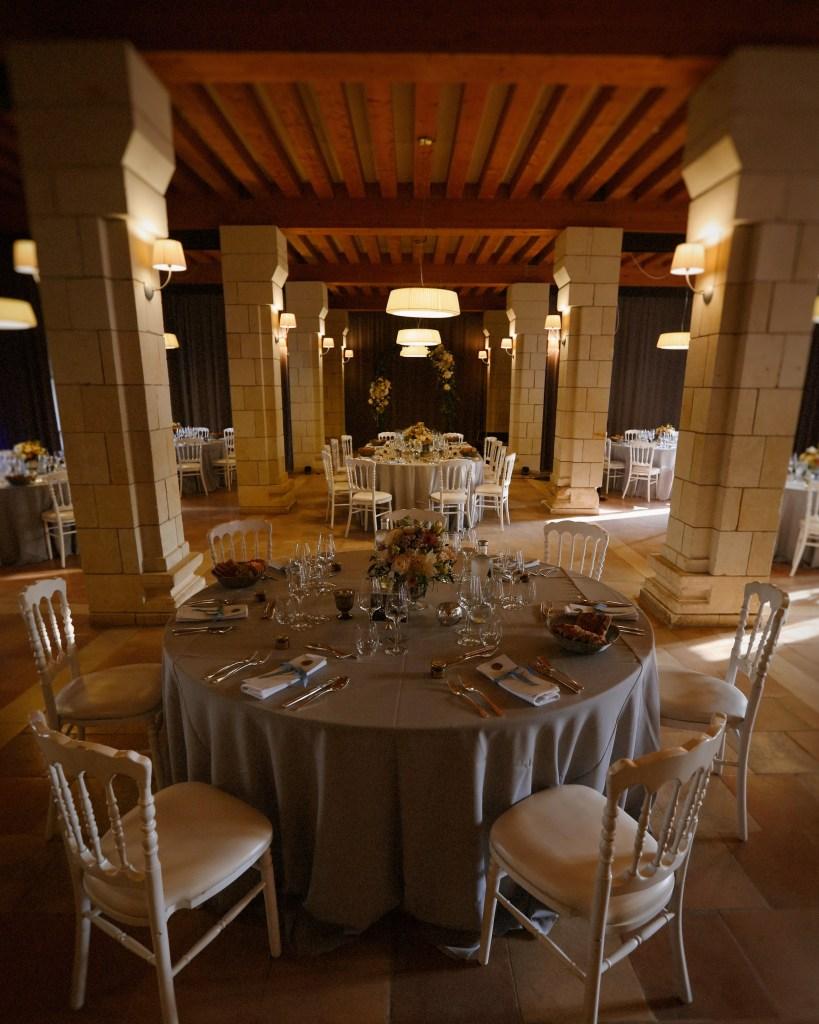 Bas Dortoire Mariage - Abbaye Royale de Fontevraud