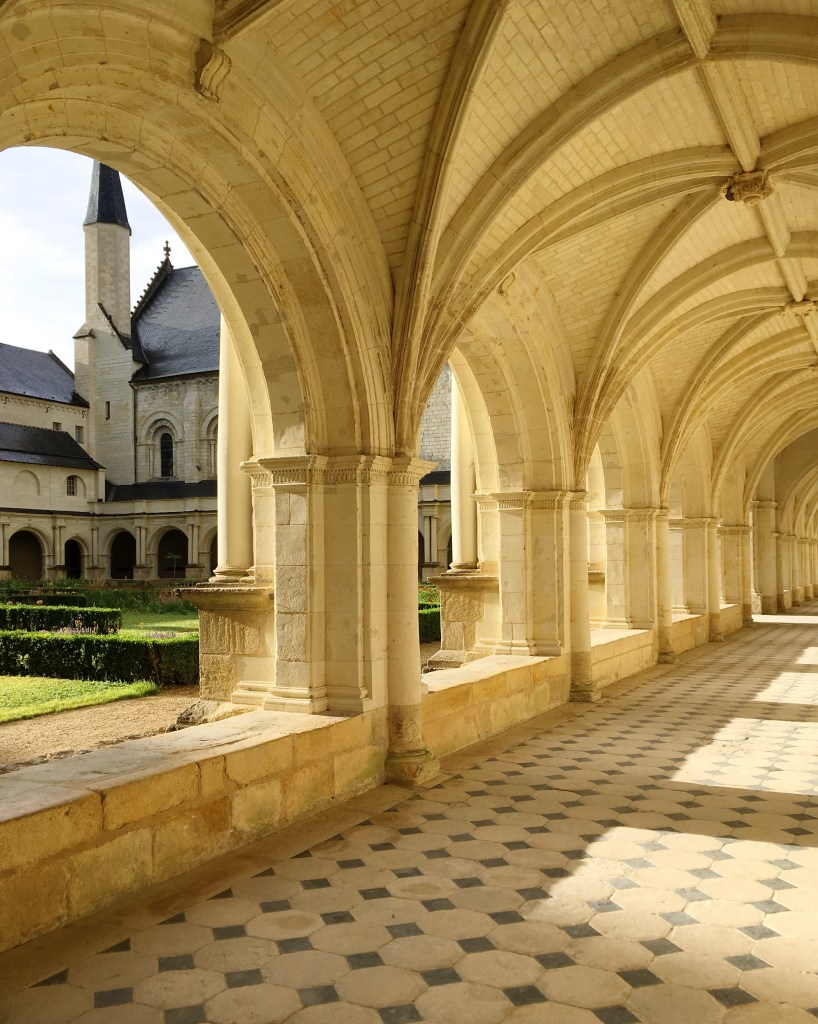 Le Cloitre - Abbaye Royale de Fontevraud