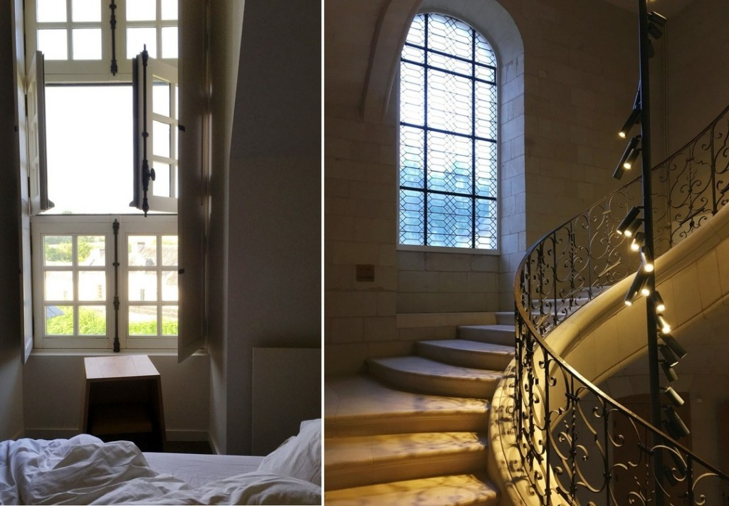 L'Hotel - Abbaye Royale de Fontevraud
