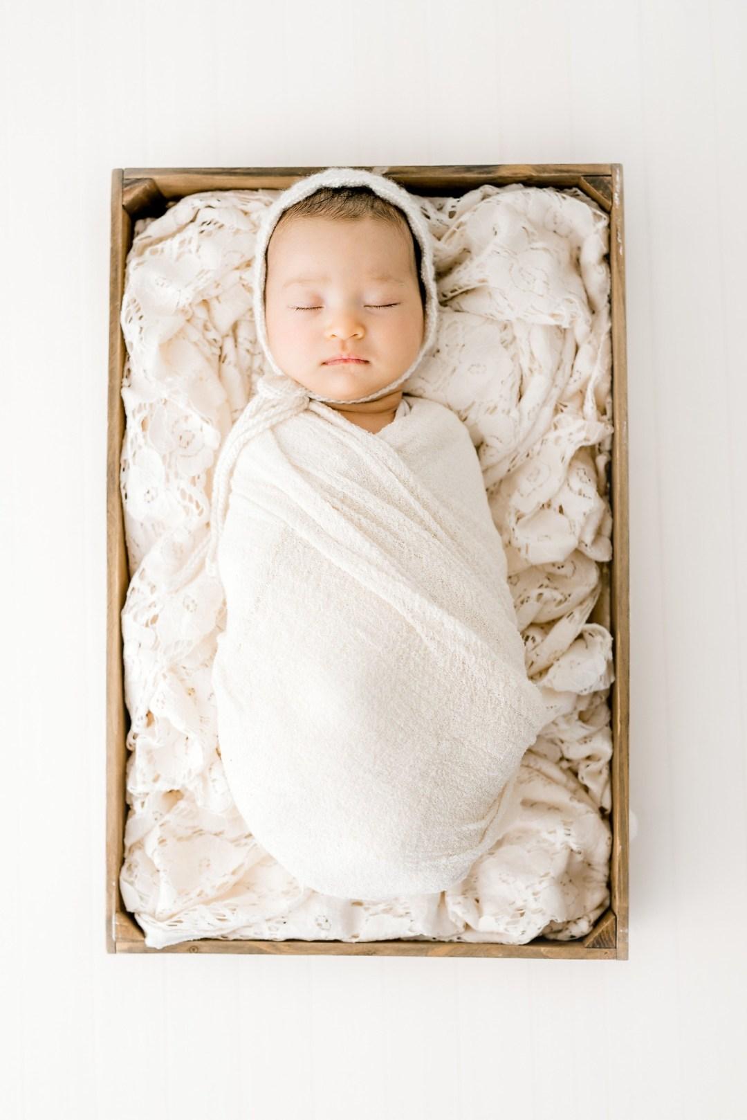 Newborn Photoshoot - Les Soufflet