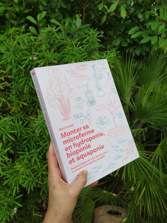 Livre des Sourciers Hydroponie - le livre est arrivé !