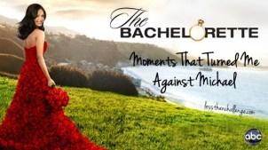 Michael G's Worst Bachelorette Moments