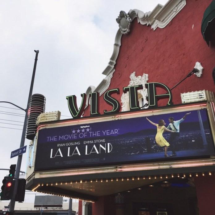 Vista Theatre in Hollywood