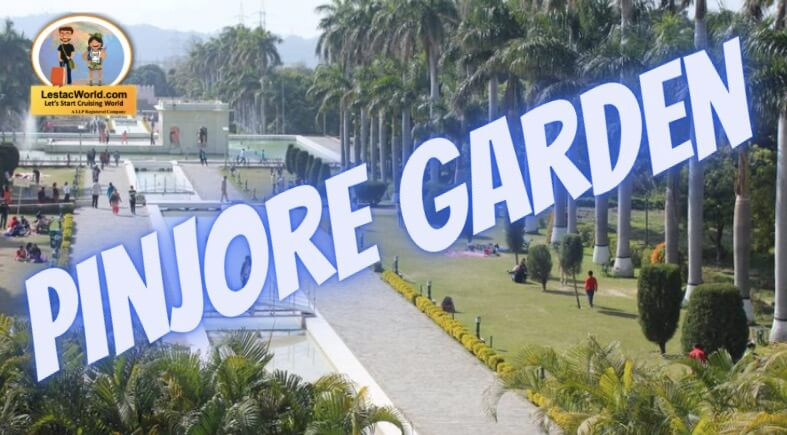 Pinjore Garden, Safe famous places to visit/see in Panchkula [2021]
