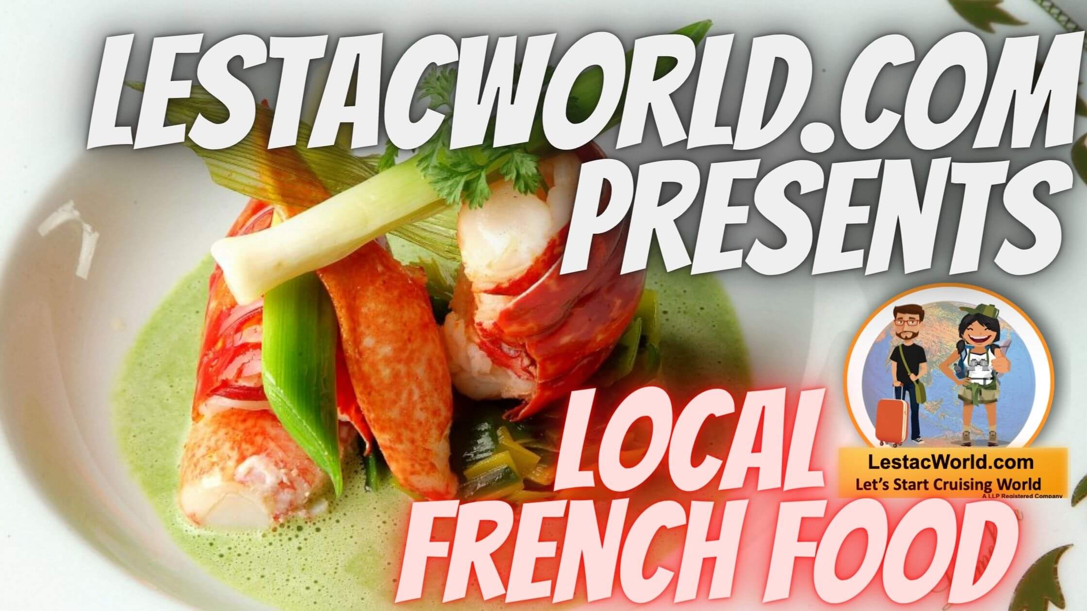 Read more about the article Famous local food to try when you are in  France :)