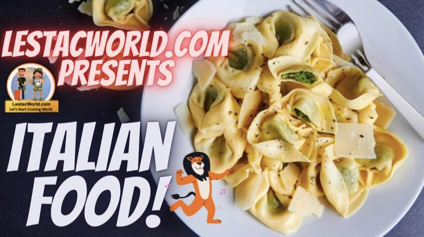 Read more about the article Famous Local dishes/food of Italy ?
