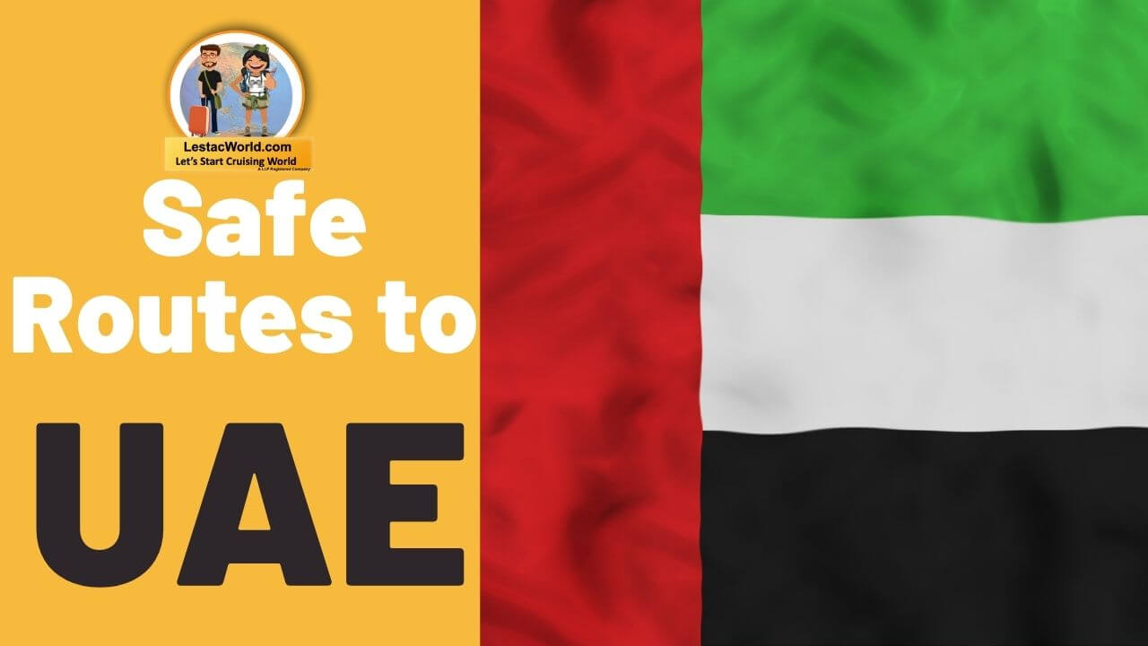 Read more about the article Safest indirect 3rd country route for UAE