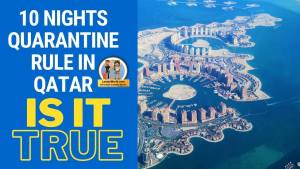 Read more about the article New, 10 Nights quarantine rules for Vaccinated Indians in Qatar ?