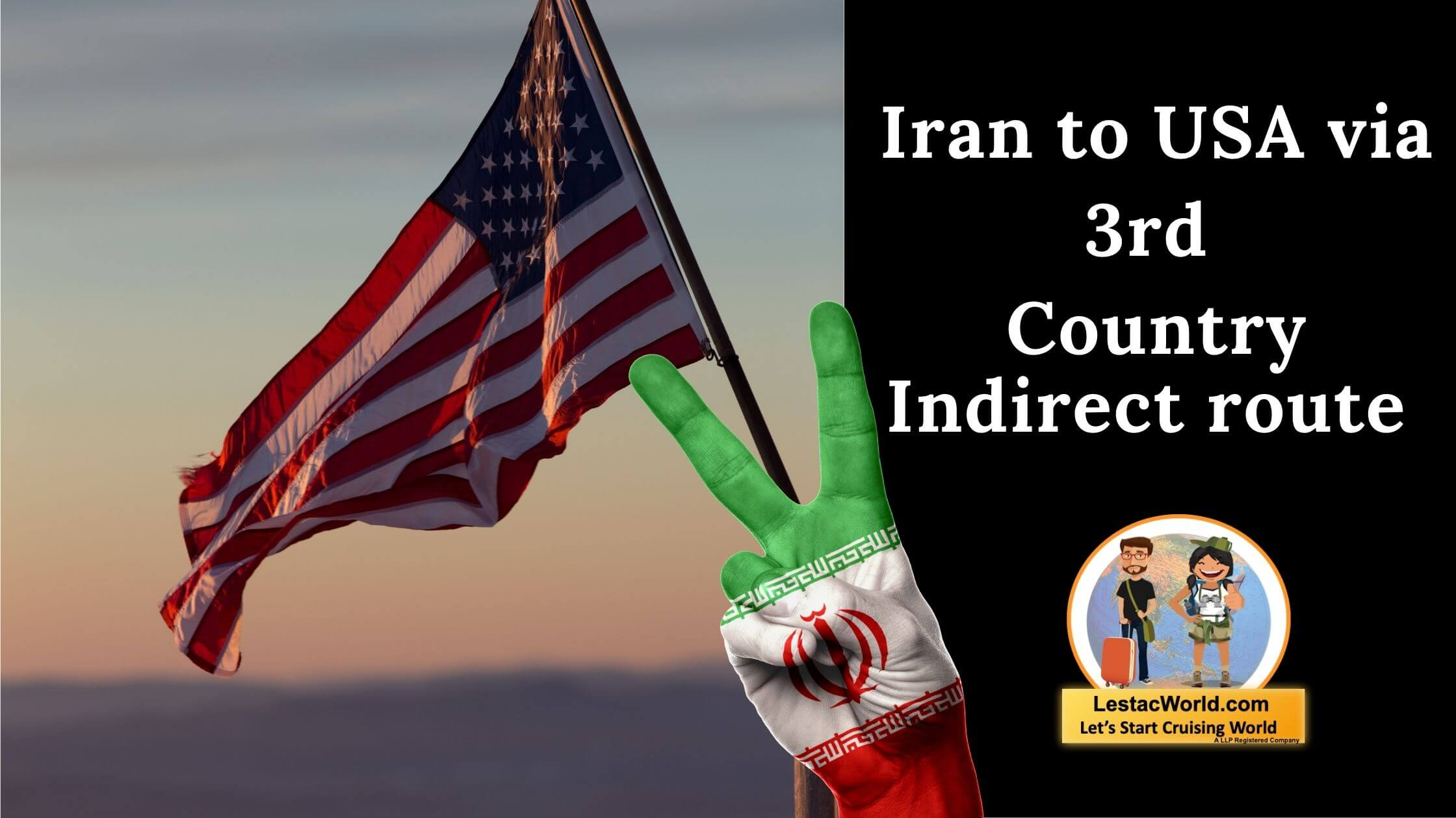 Read more about the article Can I travel from Iran to USA now?