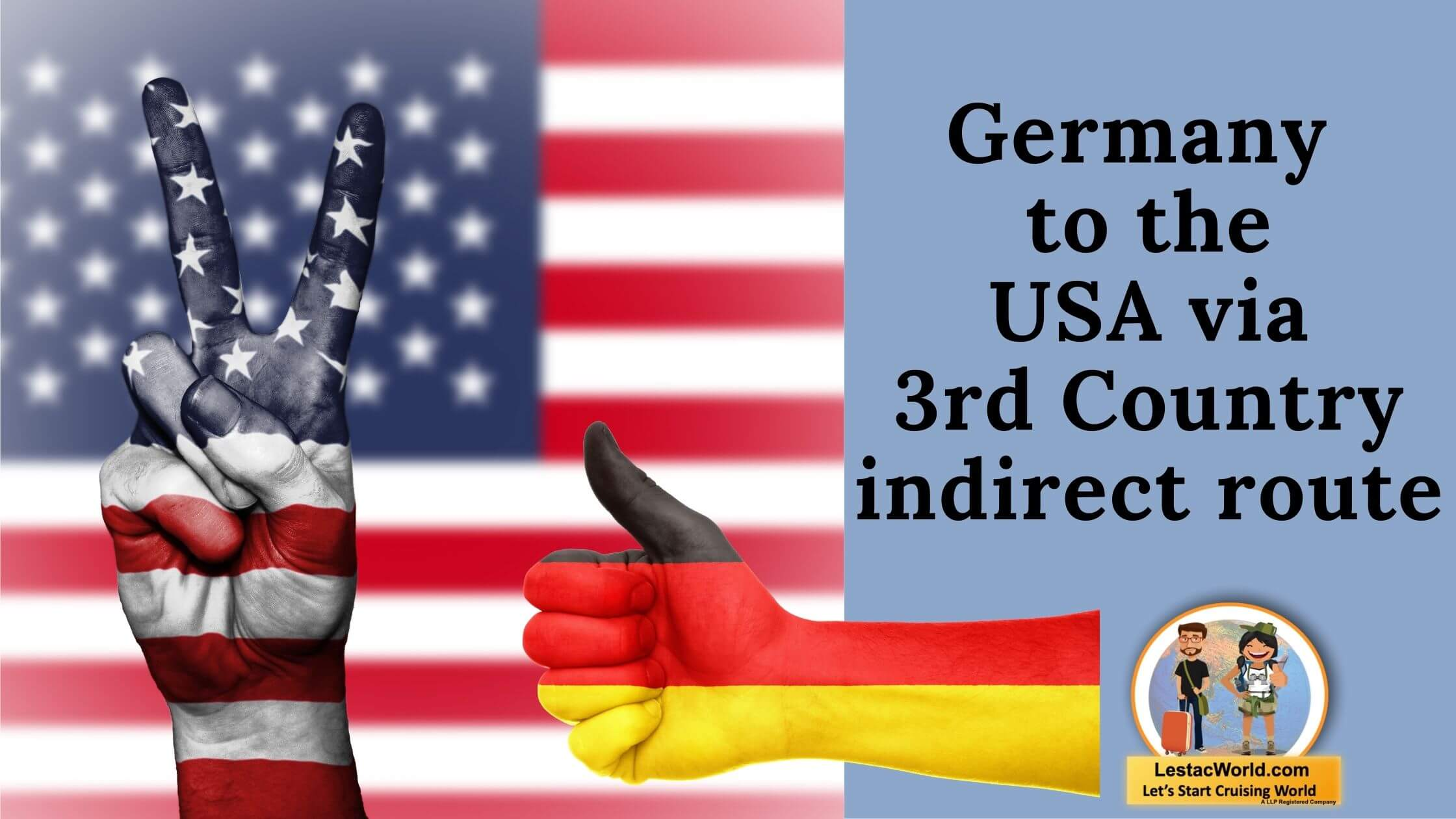 Read more about the article Travel from Germany to USA during Covid bans!