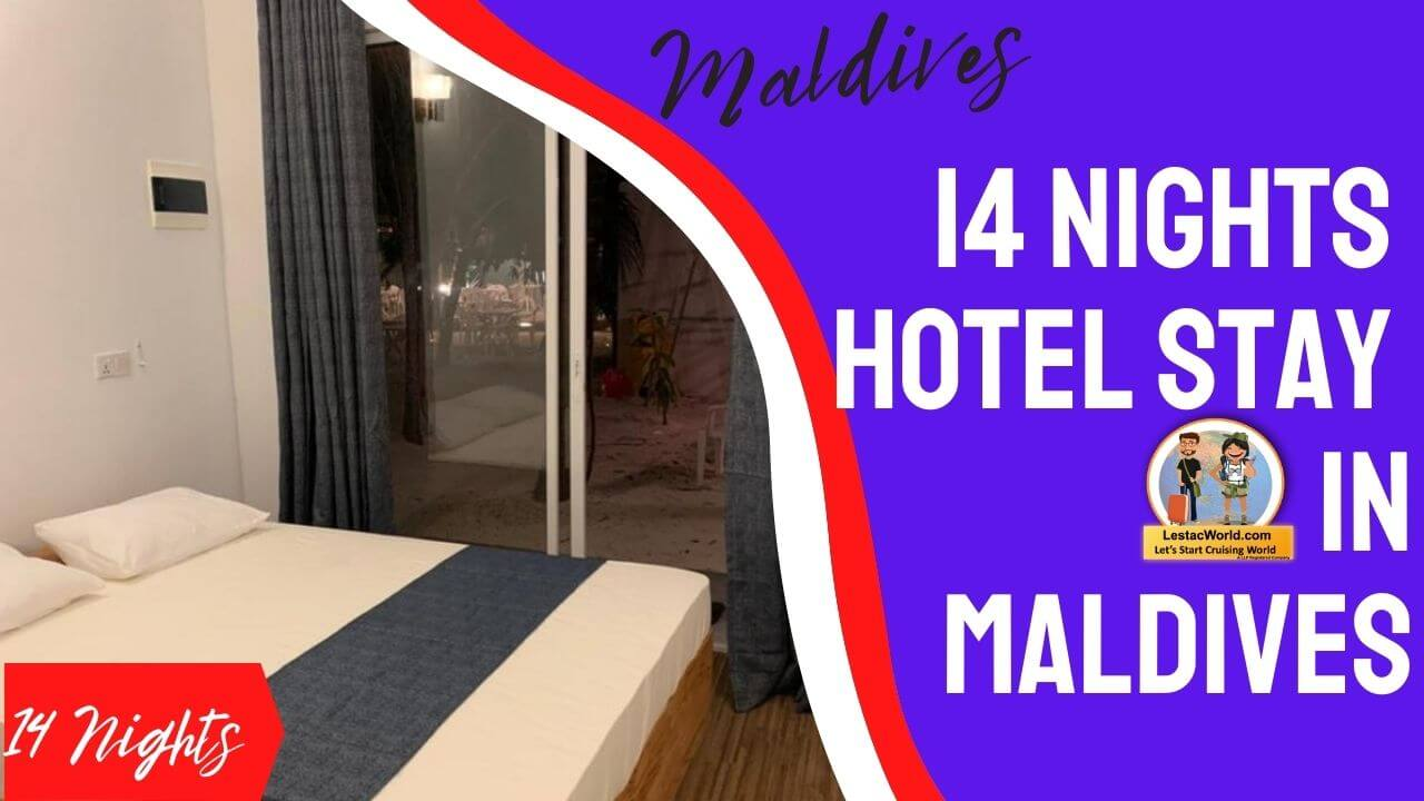 Read more about the article 14 days accommodation in the Maldives