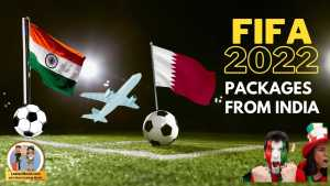 Read more about the article Qatar Fifa world cup 2022 package from India