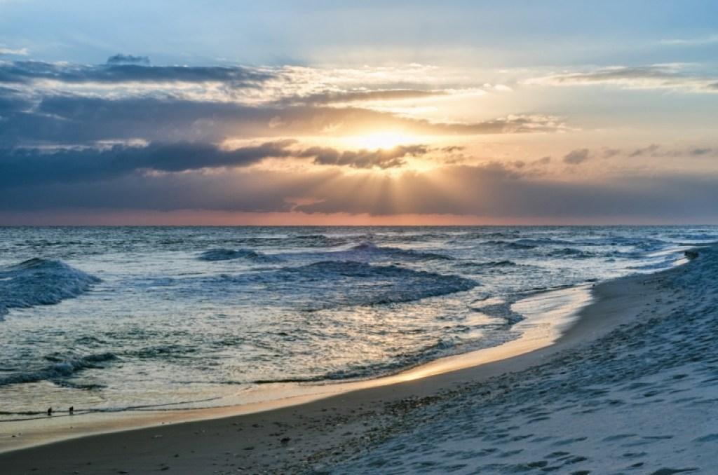 Photo of Pensacola Beach sunset