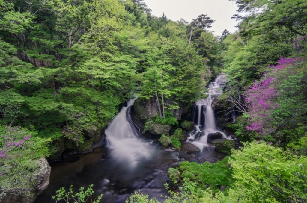 Photo of Ryuzu Falls