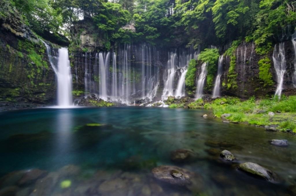 Photo of Shiraito Falls Japan