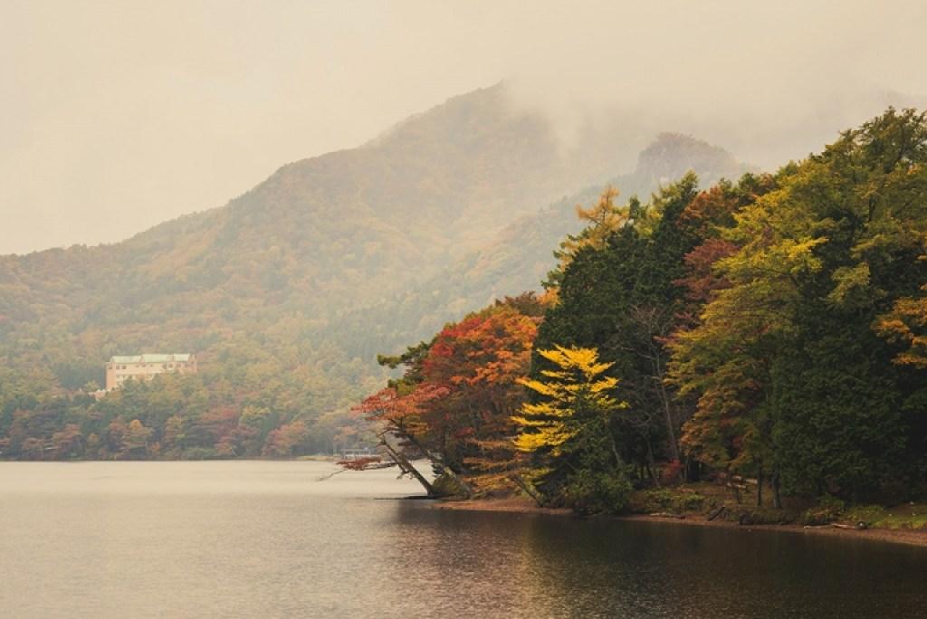 Photo of Lake Haruna in Gunma
