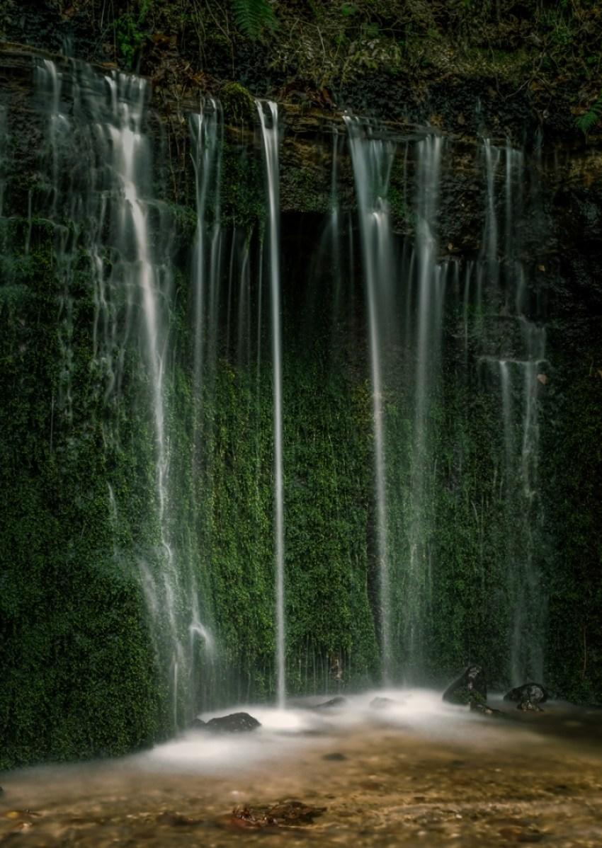 Shiraito Falls Nagano