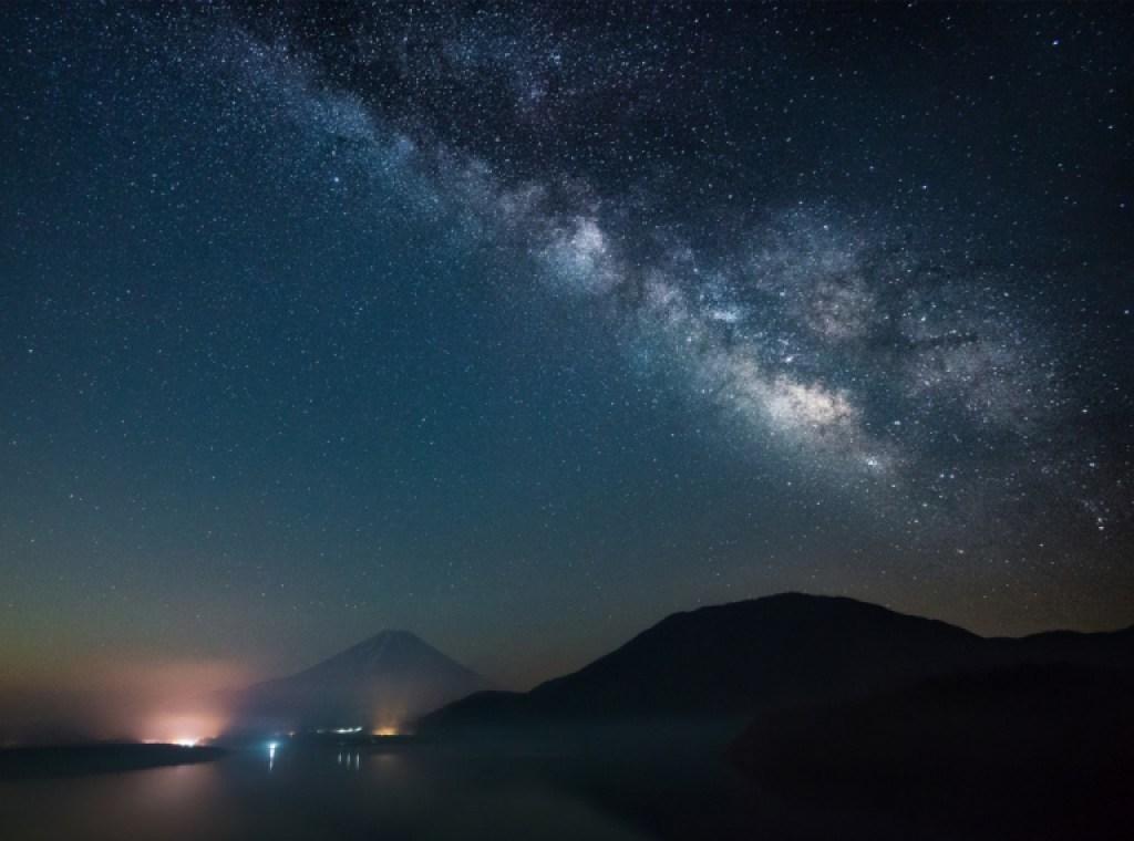 Lake Motosuko Mt Fuji