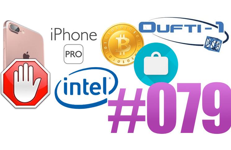 #79: iPhone Pro, inventeur du Bitcoin, Intel Atom, AdBlock, ADN, Oufti, Trappist et Speculoos,…