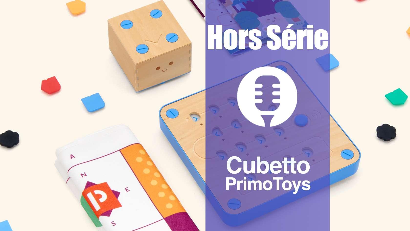 Cubetto de PrimoToys: les bases de la programmation dès le plus jeune âge !