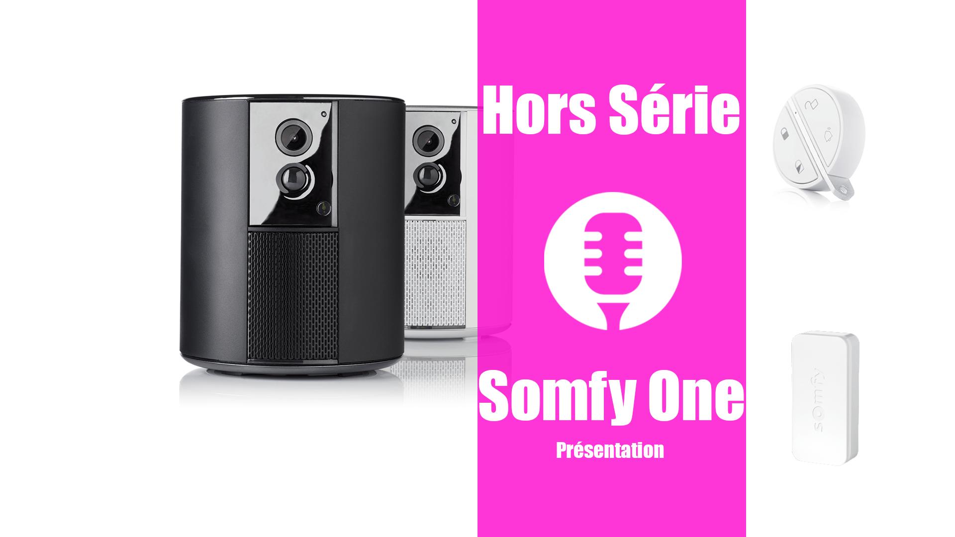 Hors série: Somfy One