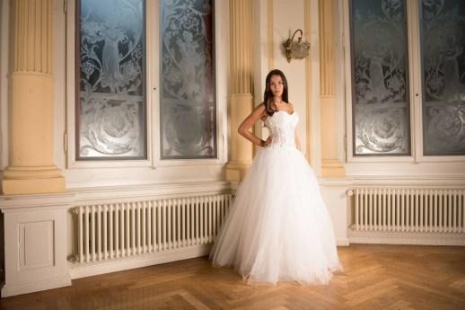 nettoyage robe de mariée princesse morphologie