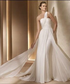 pressing robe de mariée empire morphologie