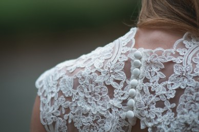 nettoyage dentelle robe mariée