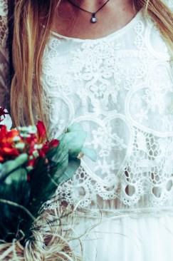 pressing robe de mariée dentelle