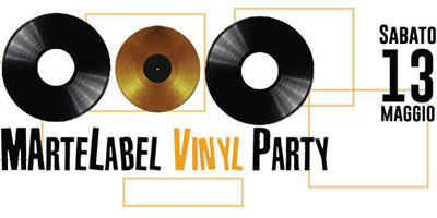 MArteLabel Vinyl Party