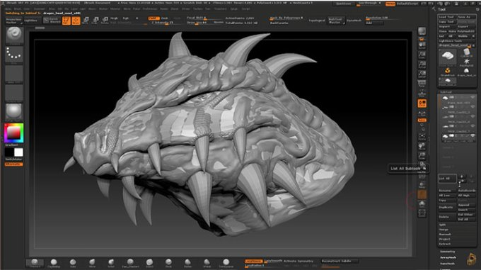 How To Animate Zbrush Models In Maya   Astar Tutorial