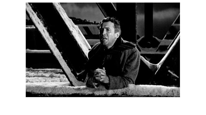 George Bailey Prays