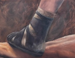 Sandal Detail