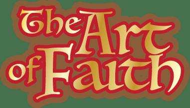 The Art of Faith Logo