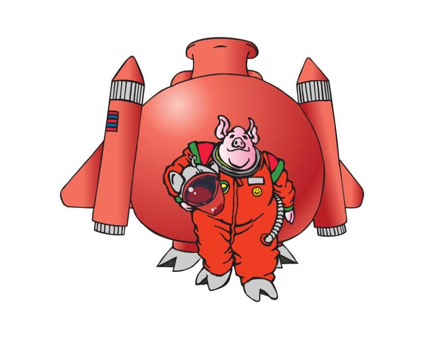 Astro Pig
