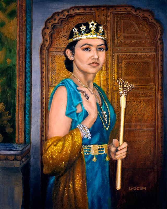 Queen Esther, Saving Her People