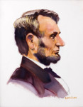 Abraham Lincoln: The Nickel Portrait