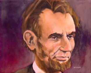 Abraham Lincoln: The Cares of War