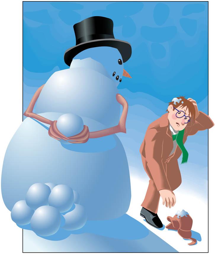 Snowball Surprise