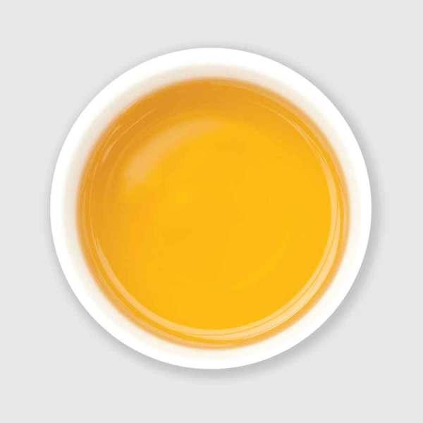 Couleur de la liqueur du thé dark oolong de nouvelle zélande