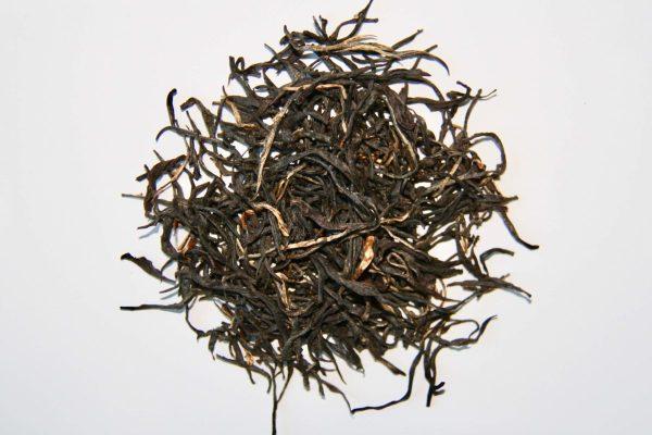 Thé noir organique du domaine d'Amba