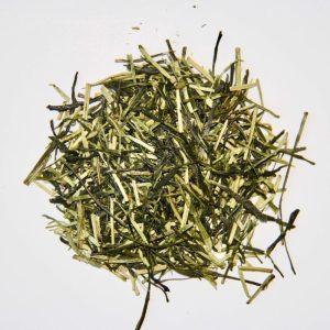 Thé vert organique du japon kukicha