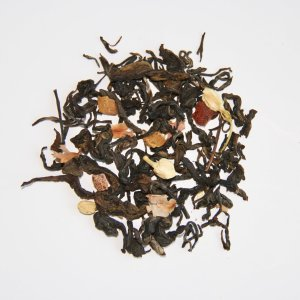 Mélange de thés noir et vert de Thaïlande parfumé aux fruits tropicaux