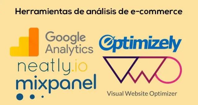 Las mejores herramientas de E-commerce para empresas esté 2020 Herramientas de análisis de e commerce